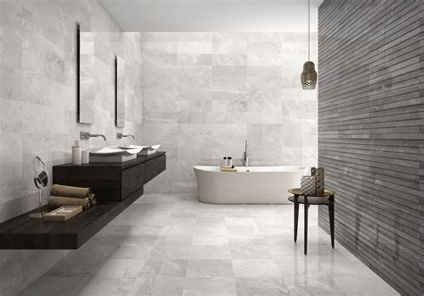 Bad Wand by Atenea White Wall Tile Bathroom Tiles Direct