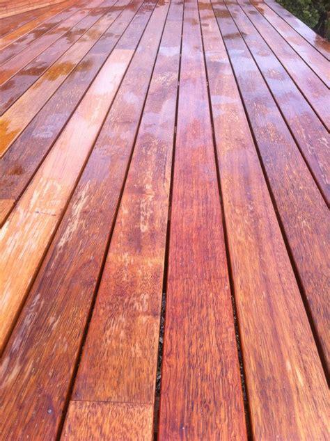Camo Deck Fasteners Hardwood by Kwila Deck With Camo Fasteners Decks