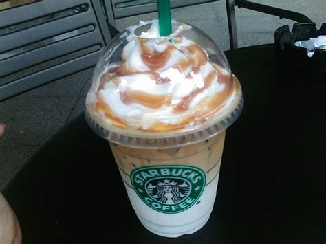 Starbucks coffee frappuccino chilled coffee drink starbucks coffee drink tripleshot energy caramel starbucks iced espresso caramel macchiato starbucks caramel frappuccino chilled coffee drink is a harmonious blend of starbucks coffee and creamy milk swirling with carmelly flavor. How To Make Starbucks Caramel Macchiato At Home   THE BEST AT HOME STARBUCKS CARAMEL MACCHIATO ...