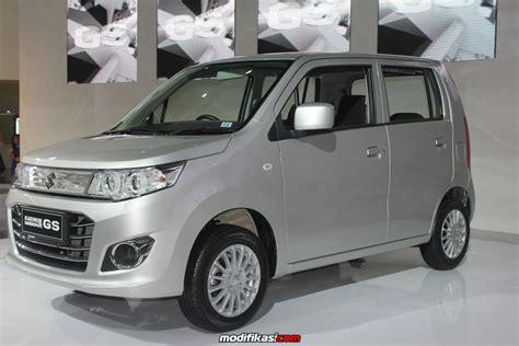 Modifikasi Suzuki Karimun Wagon R Gs by Suzuki Hadirkan Kemewahan Pada Karimun Wagon R Gs Di Iims 2014