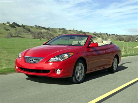 2014 Toyota Solara by Toyota Camry Solara Convertible V6 Se 2004 Picture 1 Of 31
