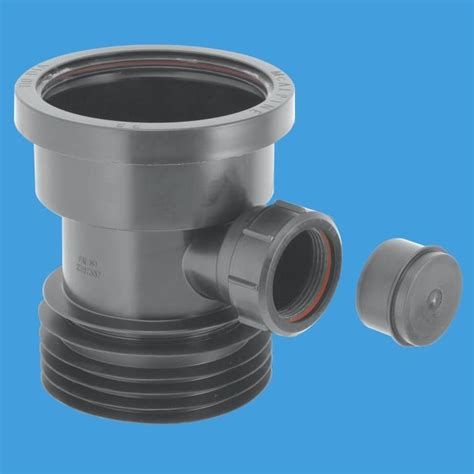 plastic soil pipe  cast iron  clay adapter  boss