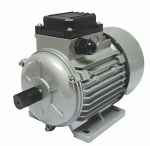 China Single Phase Resistance Start Induction Motors  Yu