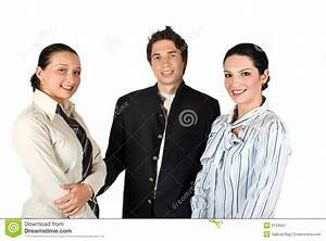 Young Business Team Stock Image - Image: 9134501