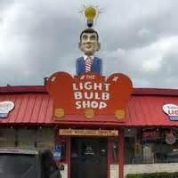 light bulb shop austin austin tx light bulb idea man