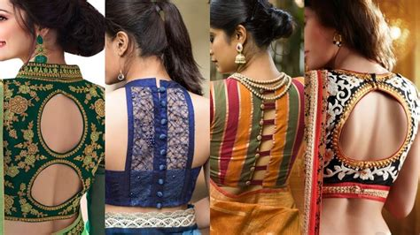 latest indian blouse designs   girls