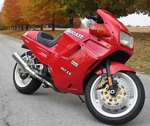 Ducati Workshop Manuals Resource  Ducati Paso 907 Ie 1991
