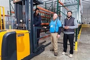 Warehouse Forklift Operator Tri C Forklift Operator Training Pit