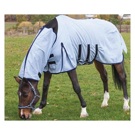 Horsefriends Fliegendecke Stretch Protect Ponydecken