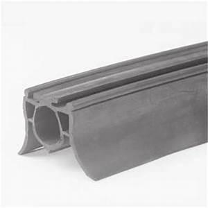 joint bas 2 levres pour porte de garage abc hublots With joint d etancheite pour porte de garage