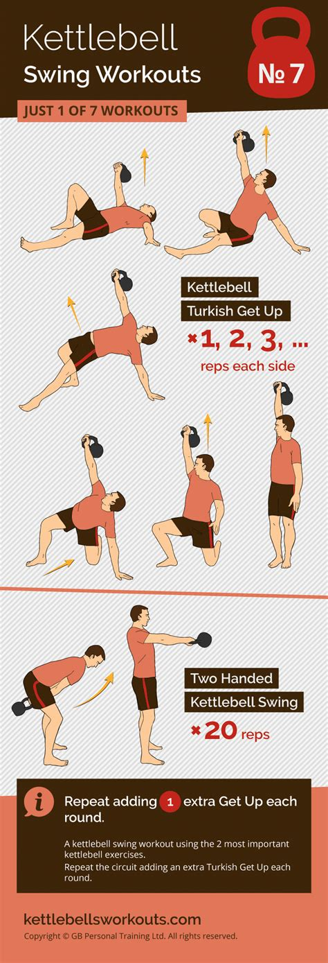 kettlebell swing workouts workout side turkish double reps each minutes under handed etc