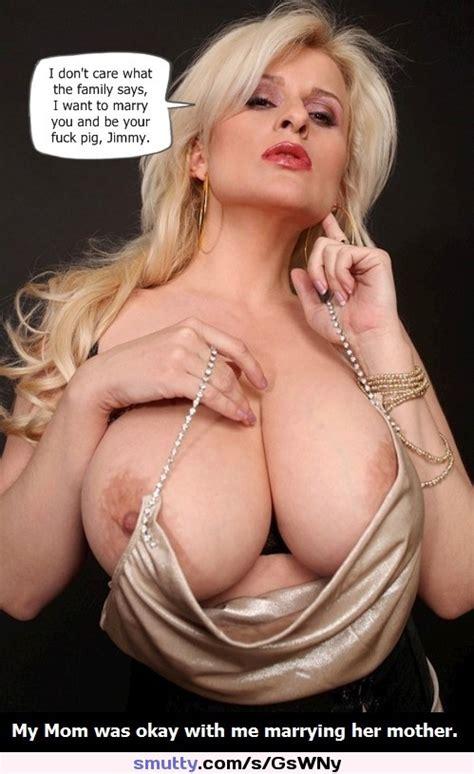 Mommy Mommy Caption Slutwife Slutwear Slutty Slut Milf Mature Cougar Bignaturals Bignaturaltits
