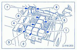 1994 Jaguar Xj6 Fuse Box Diagram
