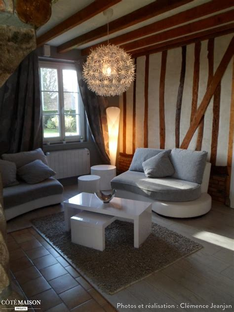 Decoration Maison Normande Am 233 Nagement D Une Maison Normande Cl 233 Mence Jeanjan C 244 T 233