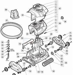 32 Hayward Pool Vac Parts Diagram