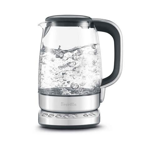 tea kettle breville pure smart iq kettles makers
