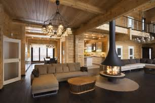 Interior Of Log Homes 301 Moved Permanently