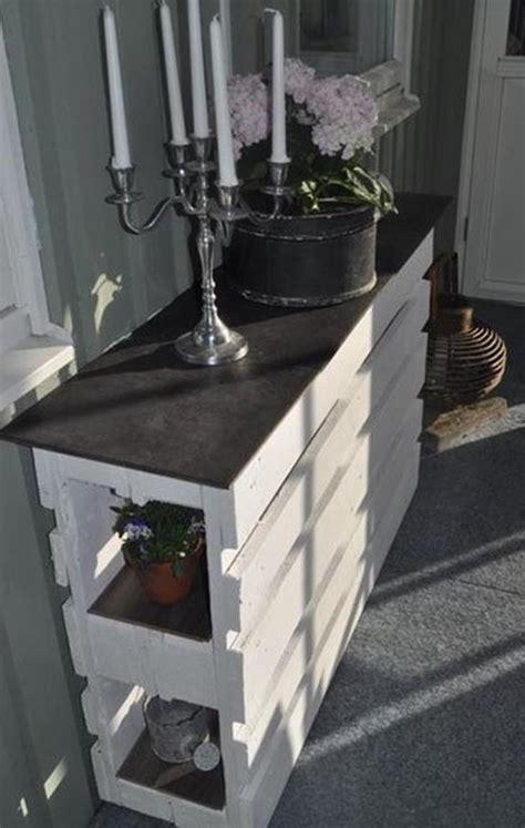 moebel aus paletten bauendiy sideboard weiss freshouse