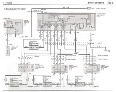 2005 F150 Window Wiring Diagram by How To Passenger Window Lock Bypass Page 2 F150online