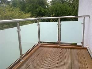Bretter Für Balkongeländer : balkongel nder edelstahl vsg glas balkon gel nder ebay ~ Markanthonyermac.com Haus und Dekorationen