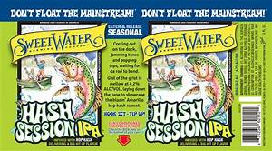 SweetWater Hash Session IPA, a future seasonal - Beer ...