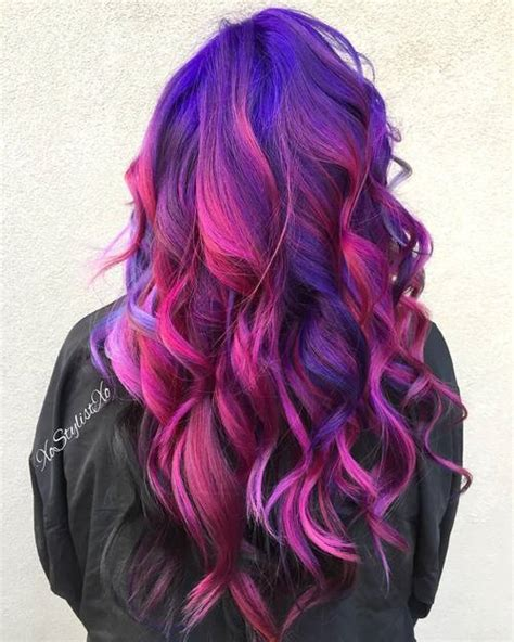 20 Gorgeous Mermaid Hair Ideas From Vibrant To Pastel