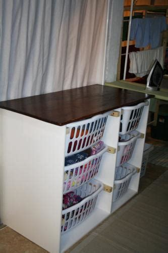 ana white laundry dresser     short    long  diy projects