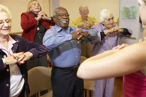 Benefits Of Fitness Practice Over 65