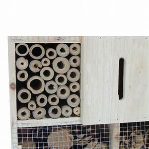 Fliegen Fernhalten Balkon : insektenhotel nistkasten insektenhaus brutkasten vogel bienen garten 300 x 305 ebay ~ Whattoseeinmadrid.com Haus und Dekorationen