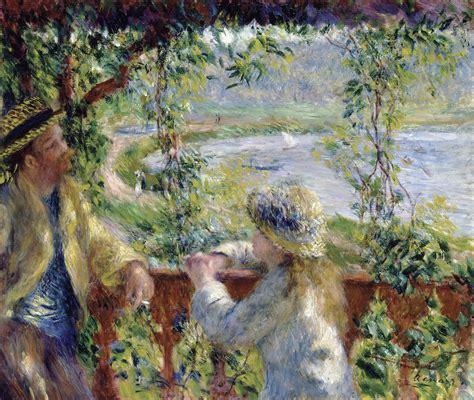 Filepierre Auguste Renoir By The Water Wikipedia