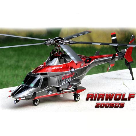 Walkera 200sd05 Airwolf Rc Helicopter At Hobby Warehouse