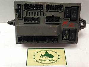 Land Rover Interior Fuse Box Discovery 2 Ii 03