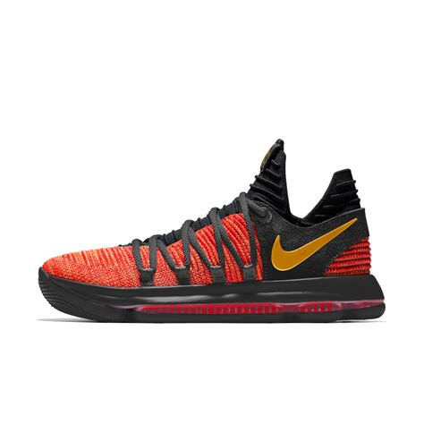 design nike shoes you can now customize the nike kd 10 on nikeid weartesters