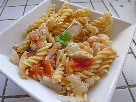 wok de pates au poulet recettes astuces et d 233 co
