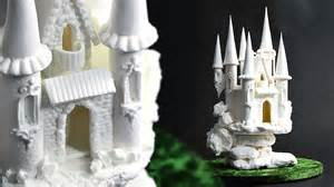 eiffel tower centerpieces sugar fairytale castle topper yeners way