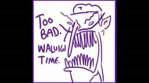 Too Bad. Carol Of The Waaluigi Pinball.
