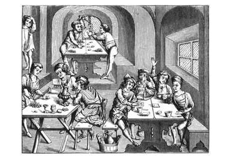 Chess, Gambling And Cards Tudor Games And Indoor Pastimes