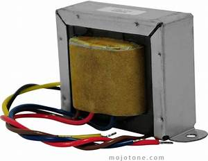 Tweed Deluxe 5e3 Output Transformer With 4  8 And 16 Ohm Secondary