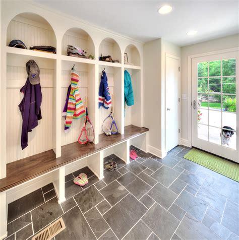 glass bathroom tiles ideas mudroom floor entry traditional with green doormat