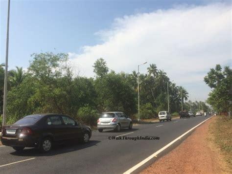 black spots on national highways beaches of gokarna and karwar