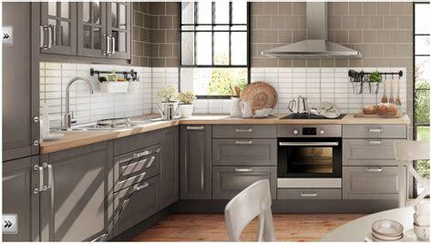 ikea gray kitchen cabinets ikea liding 246 grey kitchen kitchen reno 4434