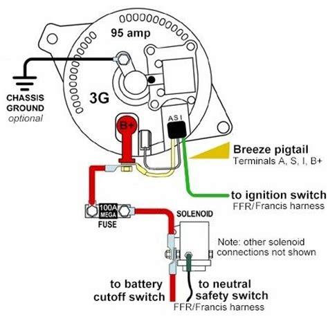 Ford Ranger Alternator Wiring Diagram Truck Repair