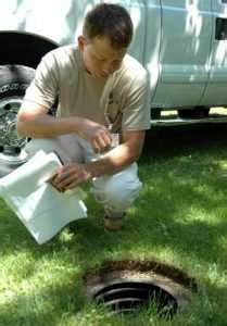 inspections  sewage treatmentseptic systems hamilton