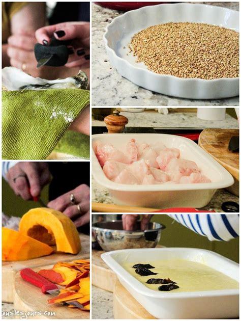 cours de cuisine beauvais vivre un cours de cuisine de nathalie beauvais expérience