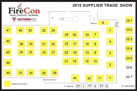 firecon trade show ontario association of fire chiefs