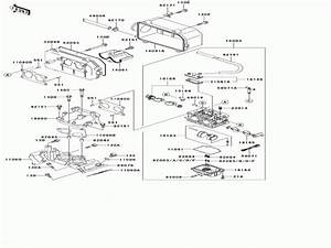 Kawasaki Mule 3010 Engine Diagram