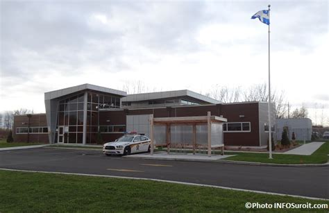 bureau de poste lac beauport les nouveaux locaux de la sûreté du québec inaugurés