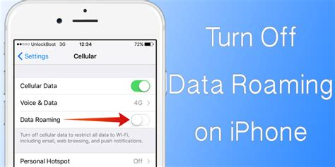 how do you turn on an iphone guide to turn data roaming on iphone and