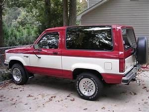 Hiramb2 1989 Ford Bronco Ii Specs  Photos  Modification