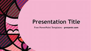 Free Modernism Powerpoint Template